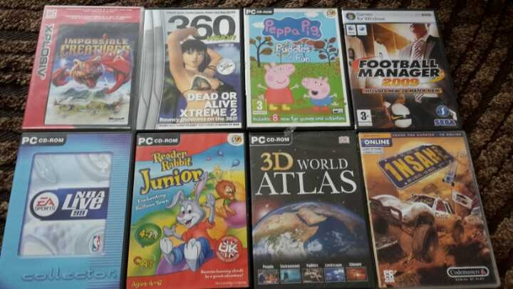Old pc computer games