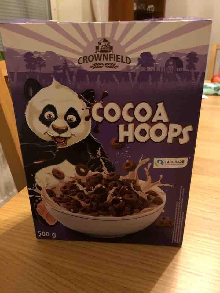 Cocoa hoops