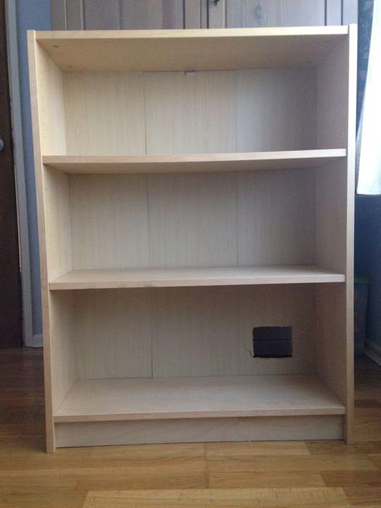 Bookcase Billy Ikea