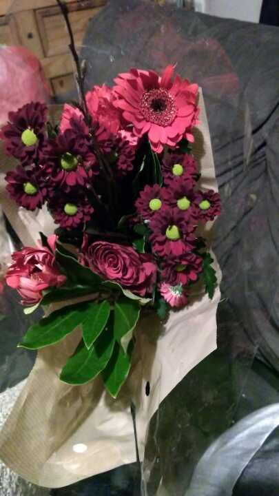 Rememberance bouquet