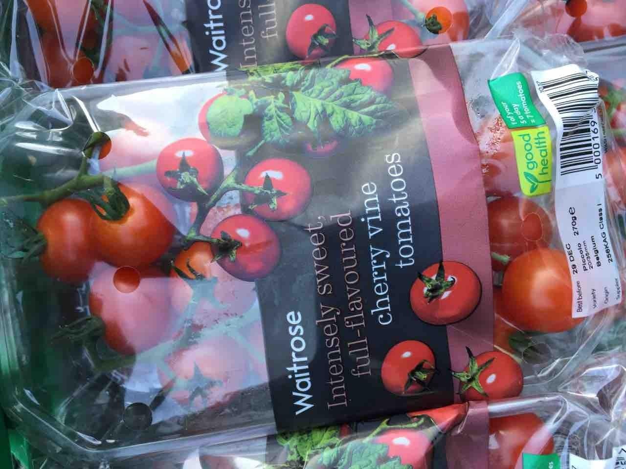 14x Cherry vine tomatoes