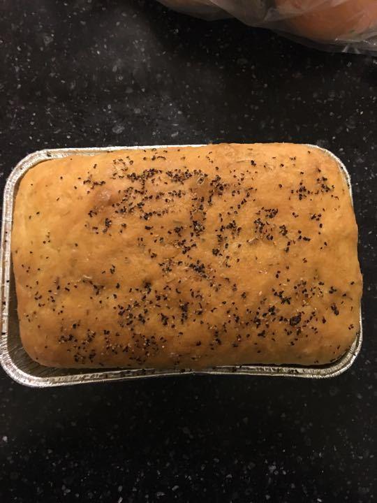 Herby bread