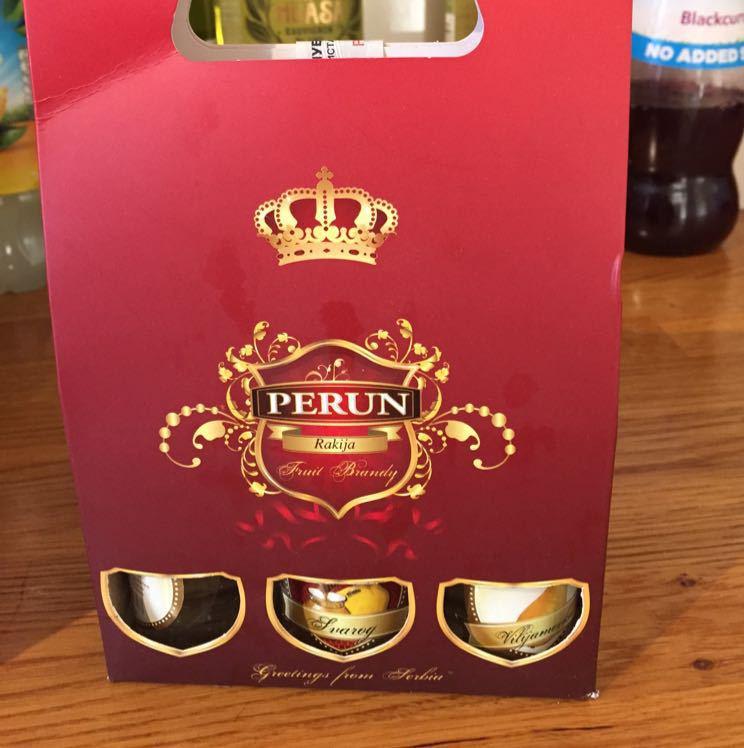 Brandy set - mini