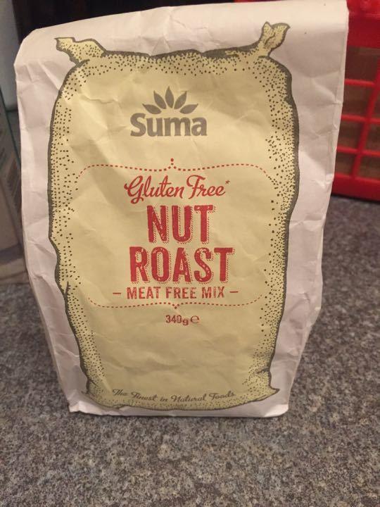 Sums nut roast mix