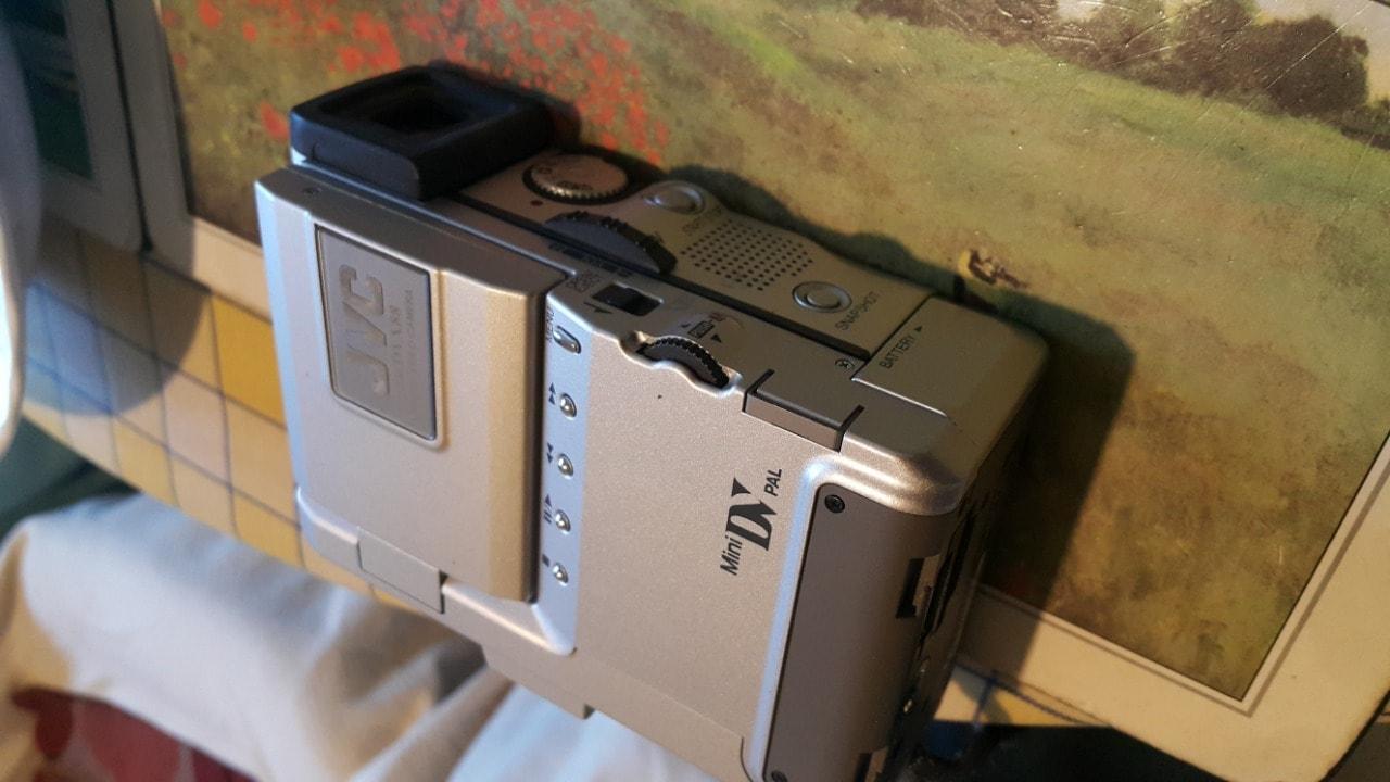 JVC Mini Video Recorder - Condition unknow