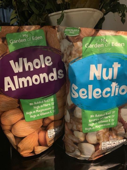 My Garden Of Eden Nuts