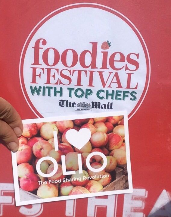 Free tickets to foodies festival