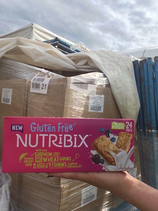 1000 rise & shine gluten free nutribix