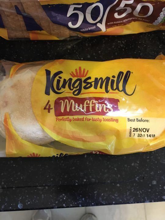 Kingsmill muffins