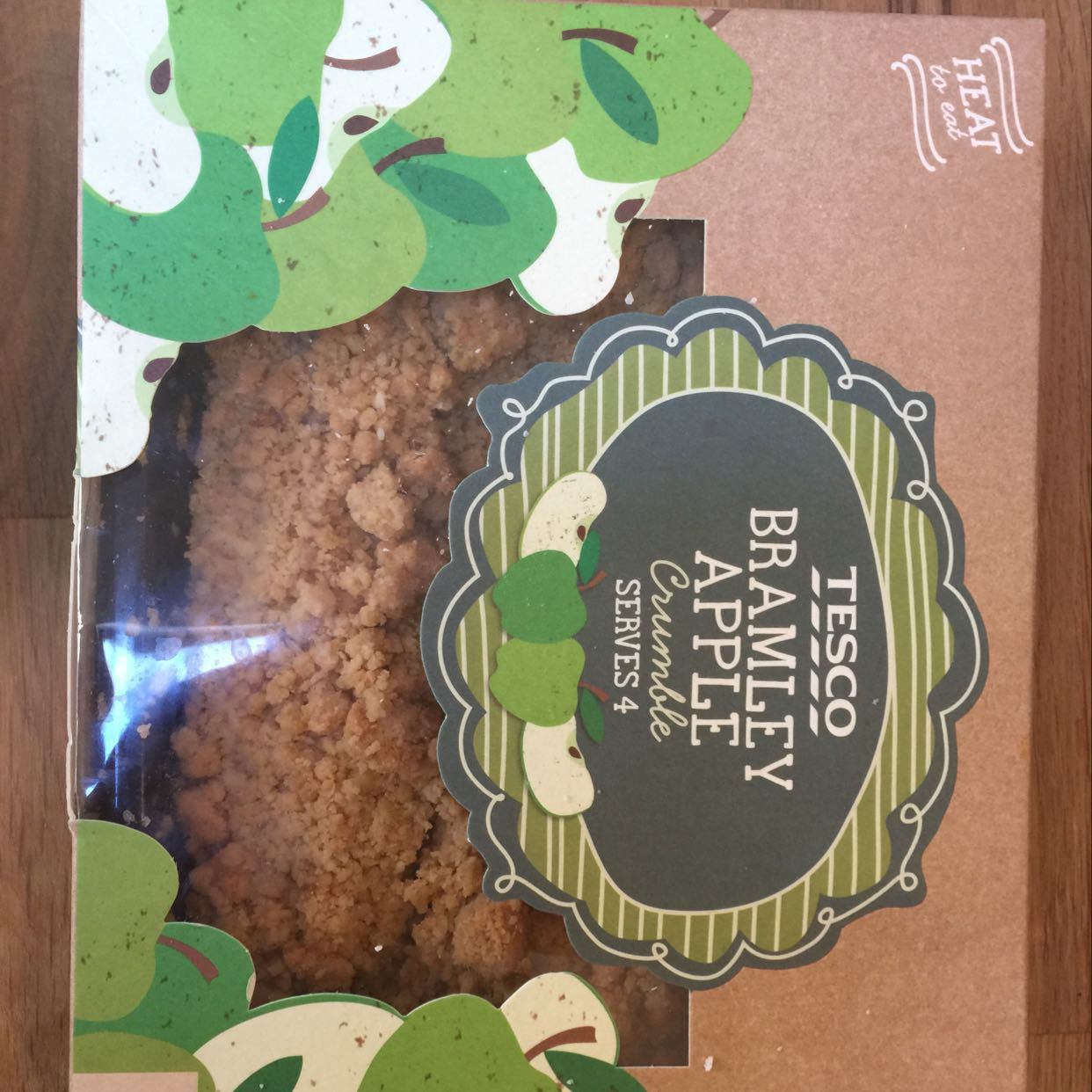 Bradley Apple Pie - Tesco