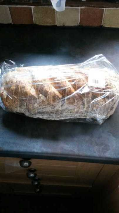 800g white poppy seed bloomer loaf x 2