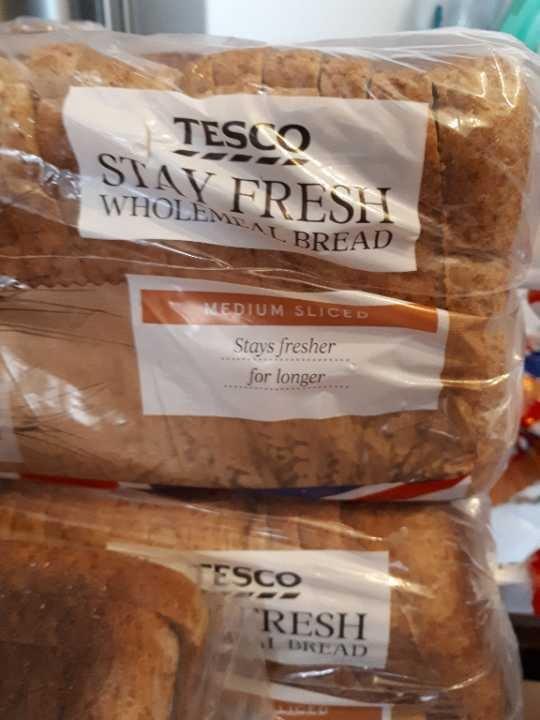 Tesco Wholemeal Bread