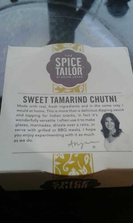 Tamarind chutni