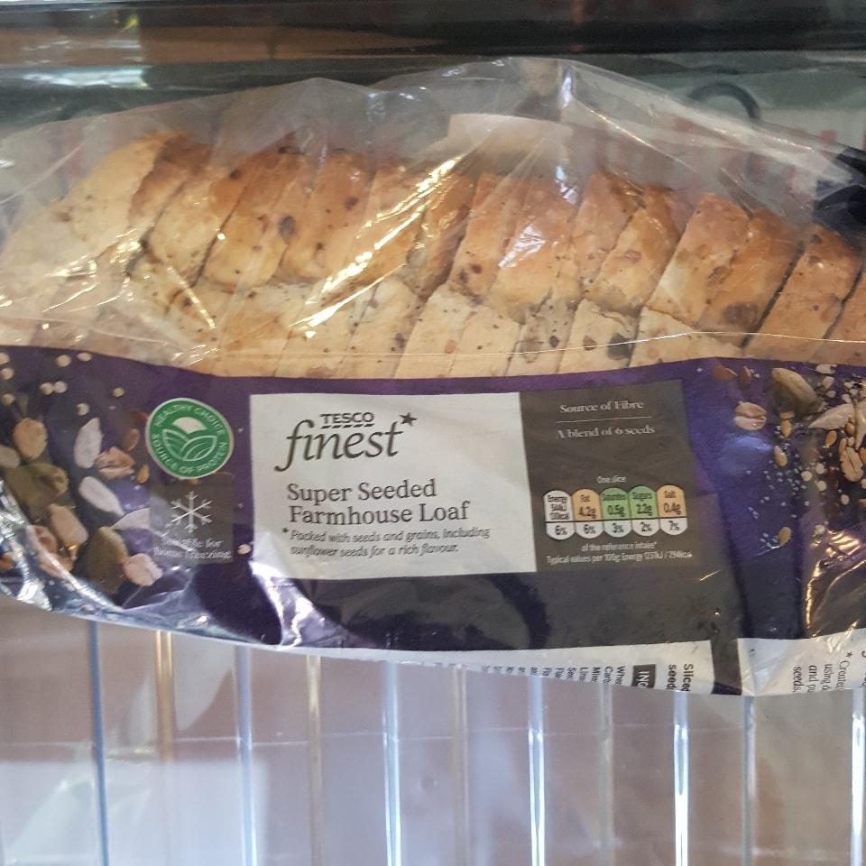 Super seeded loaf bb 13/04