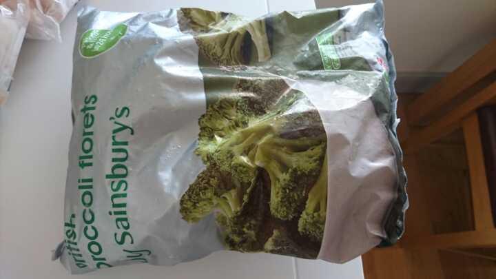 Frozen sainsbury's broccoli