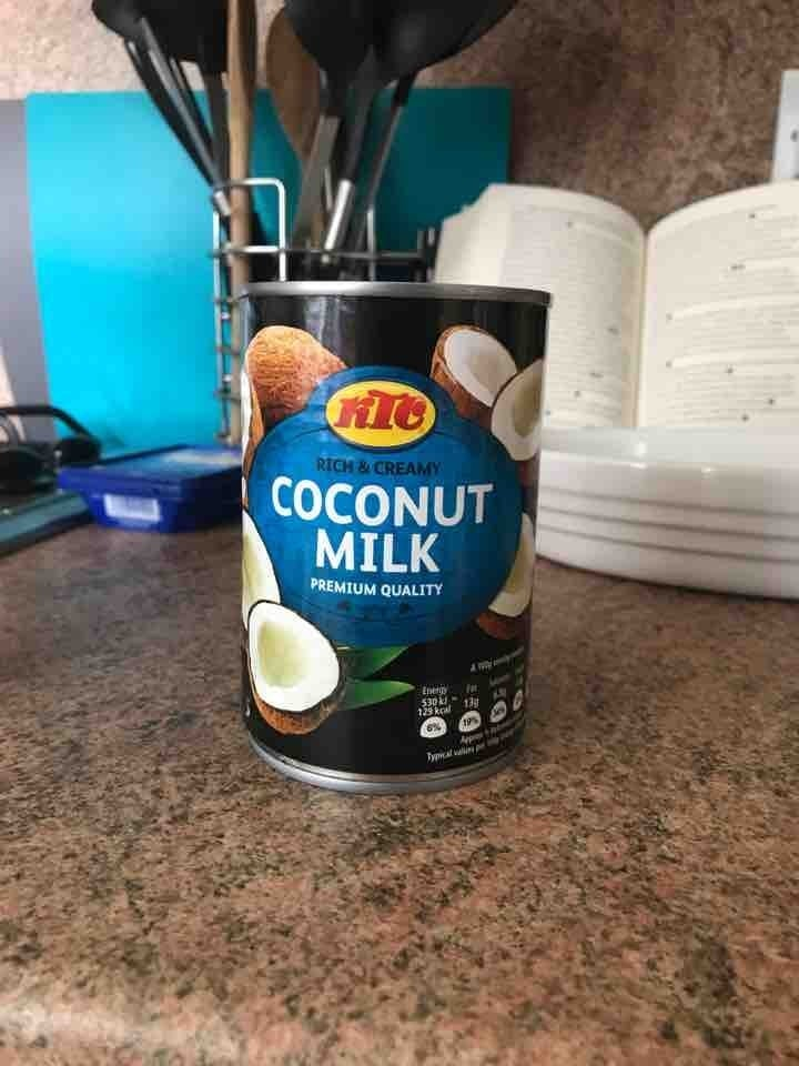 Coconut Milk (2 cans)