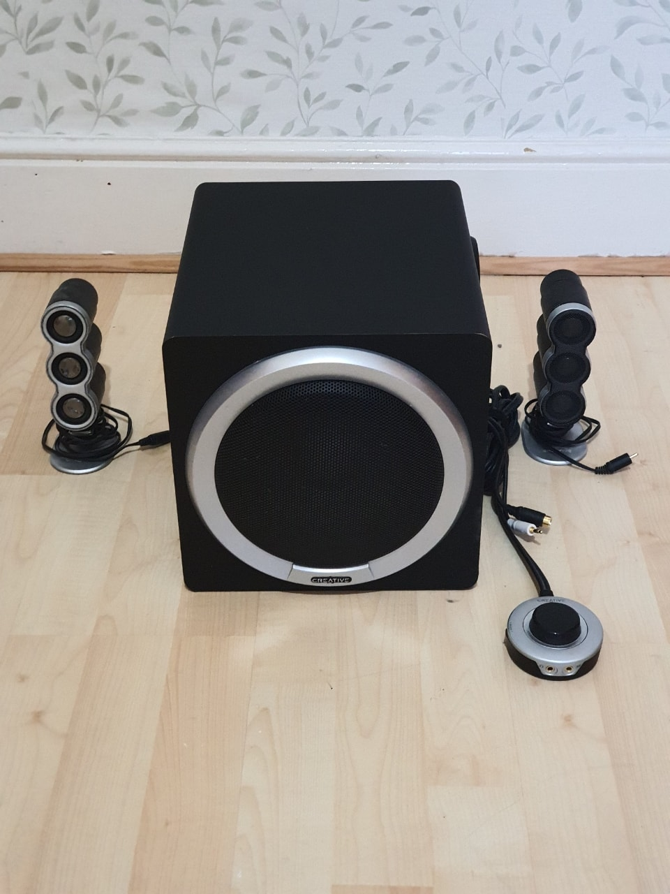 Creative iTrigue 5600 PC speakers