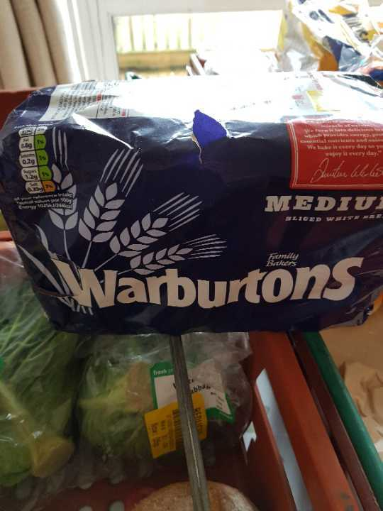 Warburton medium sliced