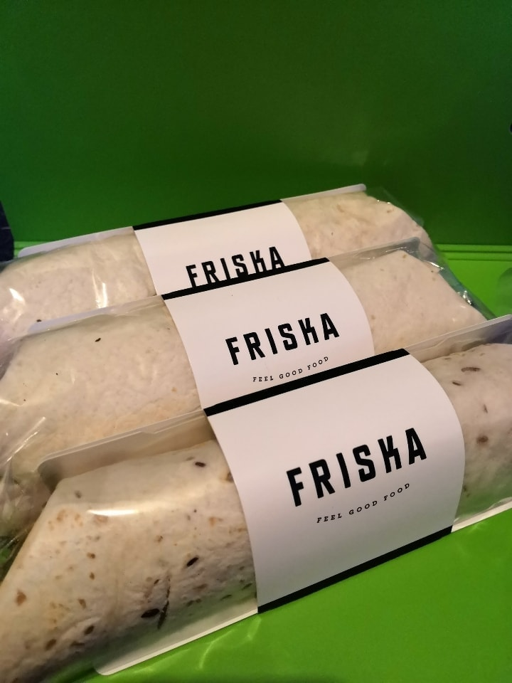 Friska Wraps and Baguettes (Meaty)
