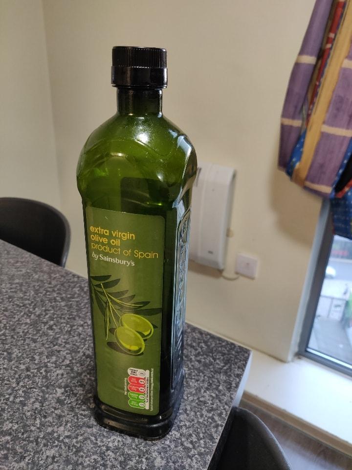 Sainsbury's Extra Virgin Olive Oil