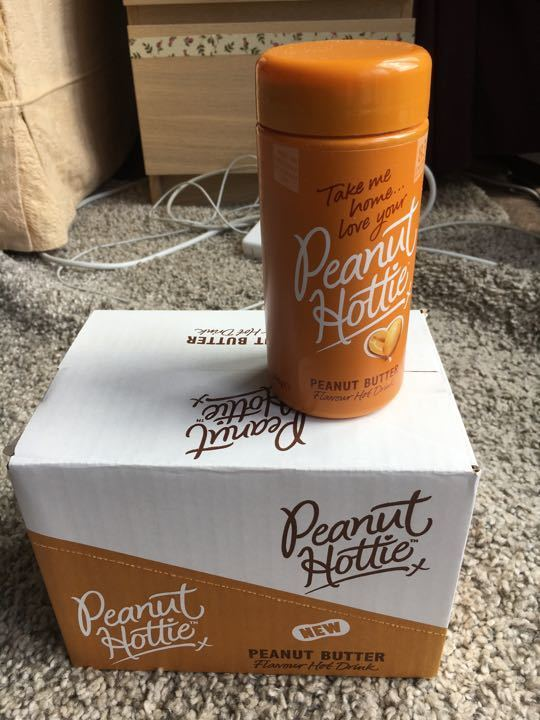Peanut butter drink
