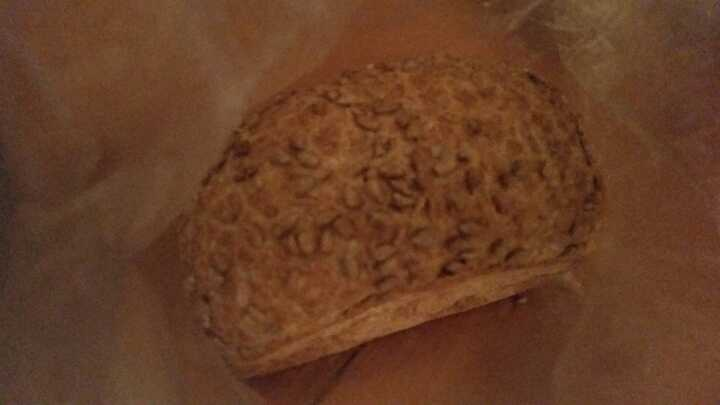 Small seeded loaf