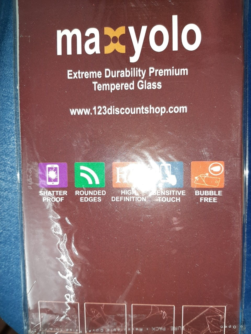 Sony Xperia M5 screen protector.
