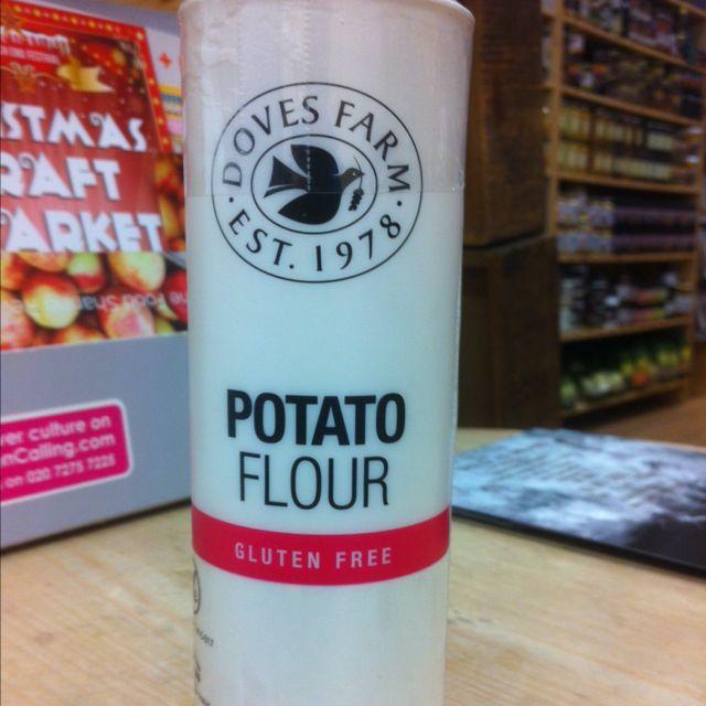 potato flour (gluten free)