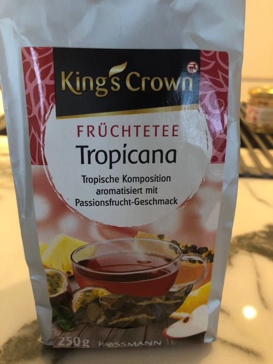 Passion Fruit Tea from Germany