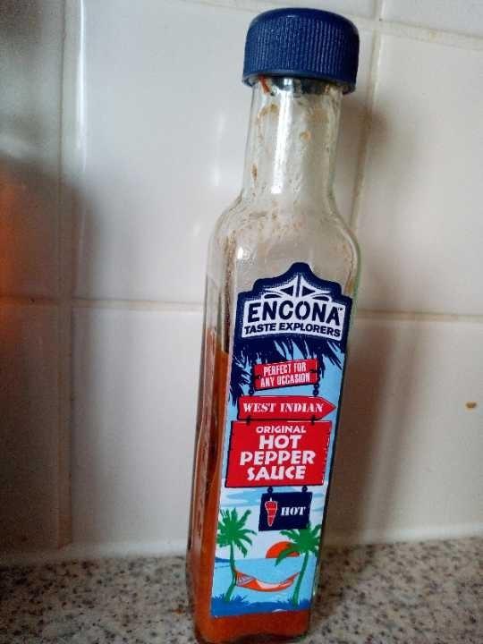 Econa hot pepper sauce