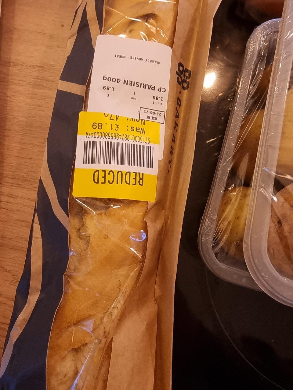 Large baguette