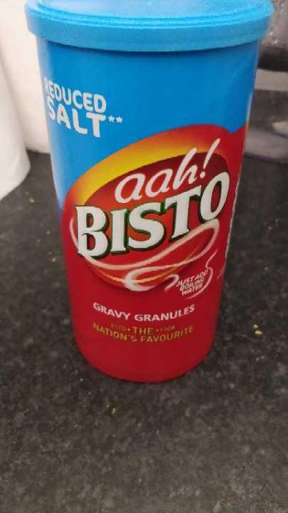 Bisto Gravy Granules, 500g, unopened