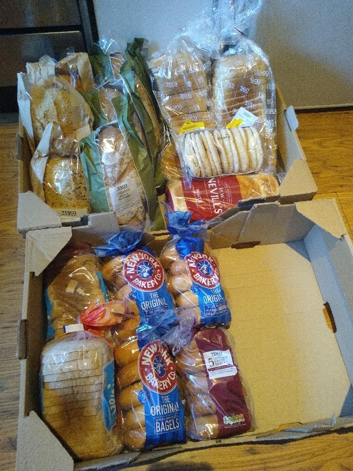 Various bakery