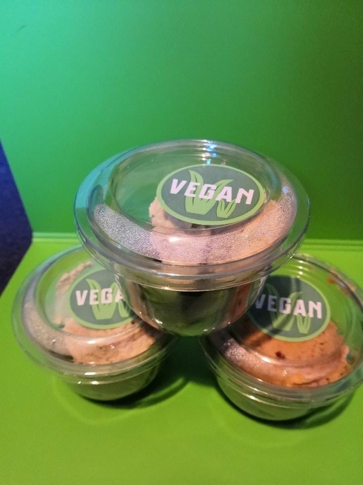 Friska Snack Pots (Veggie and Vegan)