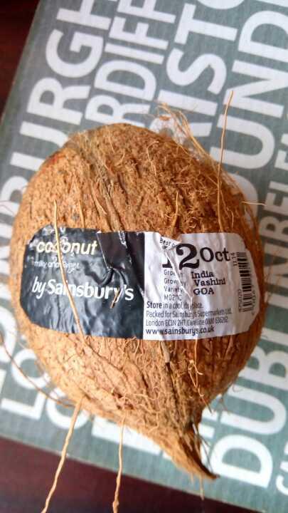 Coconut x2
