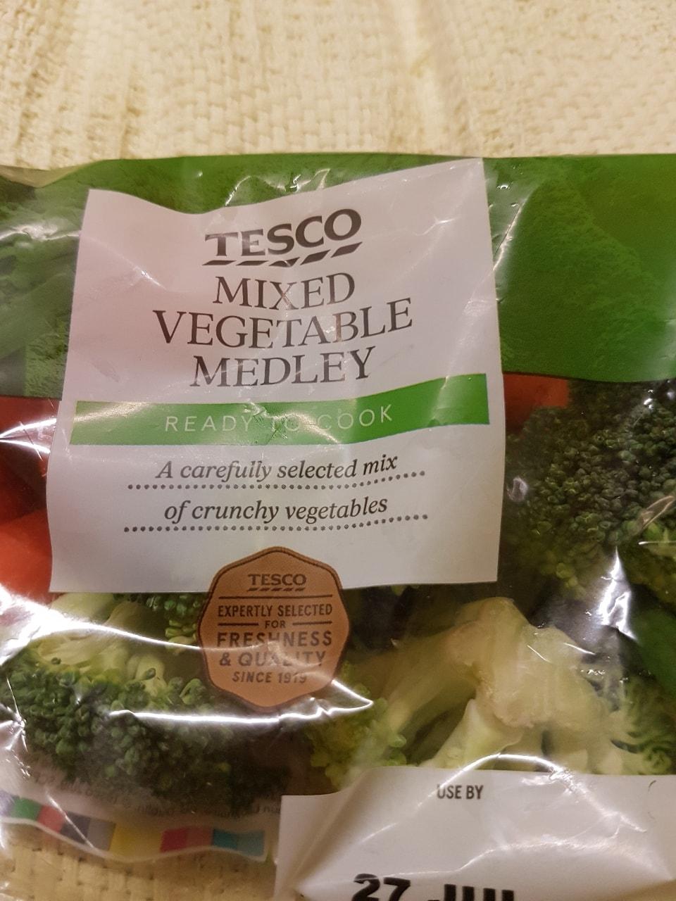 Mix veg medley