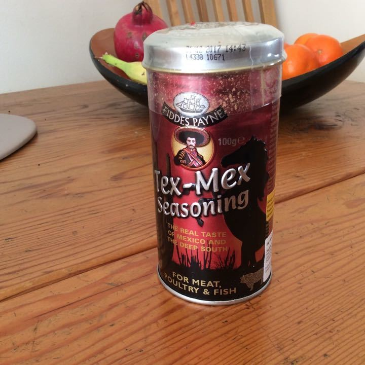 Tex-Mex seasoning 100g