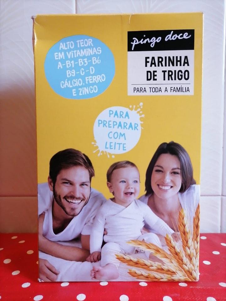 Pacote Farinha de Trigo