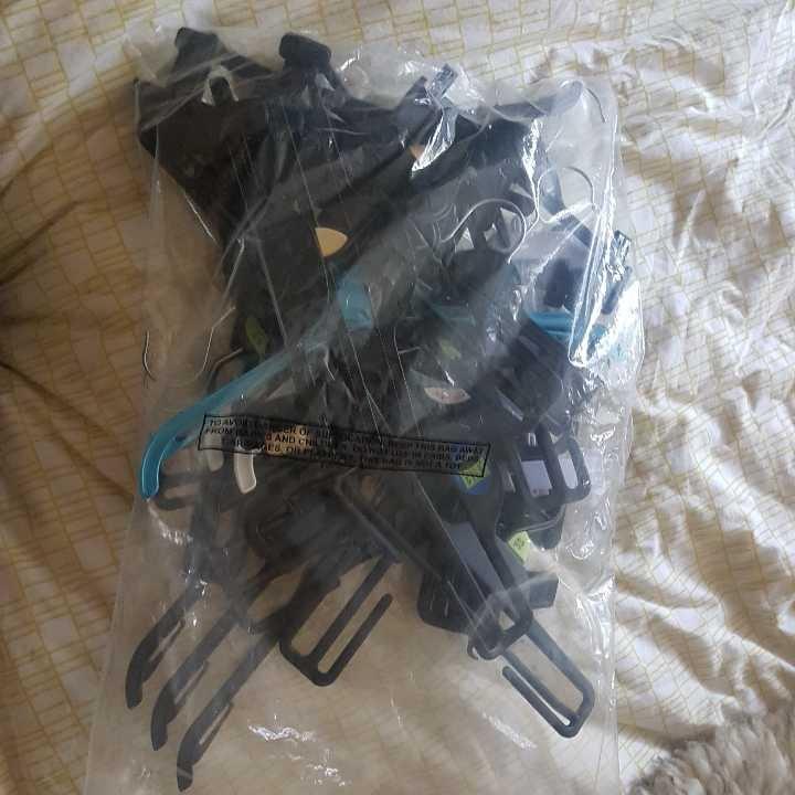 Big bag of children's coathangers