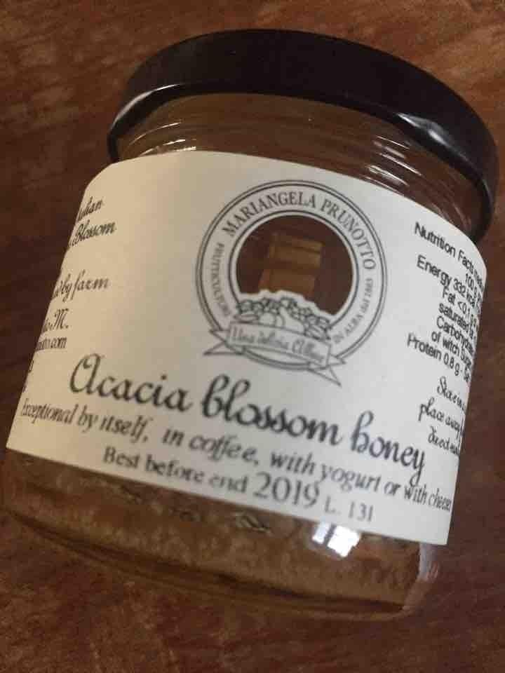 Acacia Blossom honey