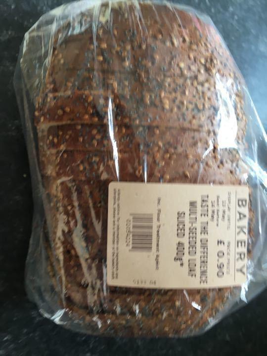 1 400g multi seeded loaf