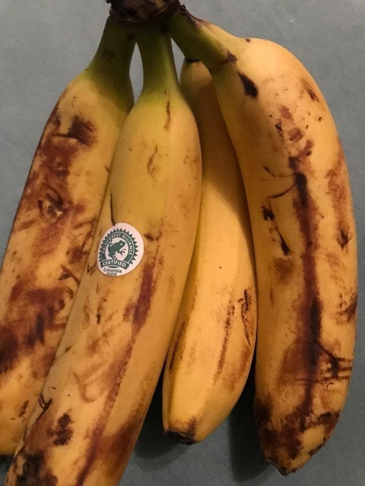 Tesco Bananas