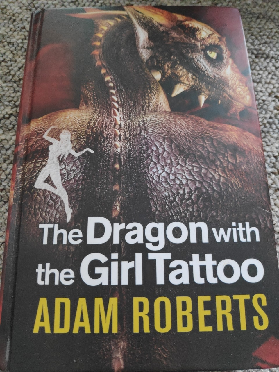 Book : The Girl with the Dragon Tattoo