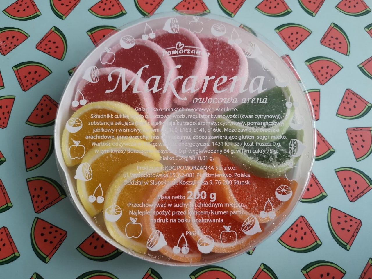 Polish sweets from Warsaw