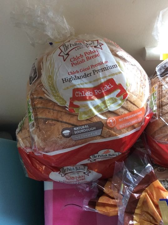 Polish highlander bread x 4