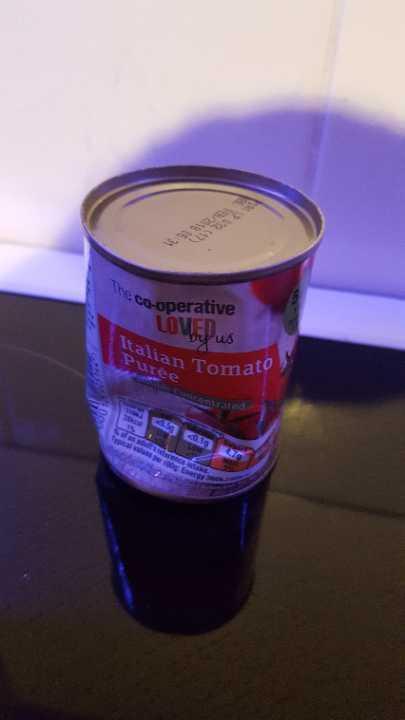 Italian Tomato Puree small tin