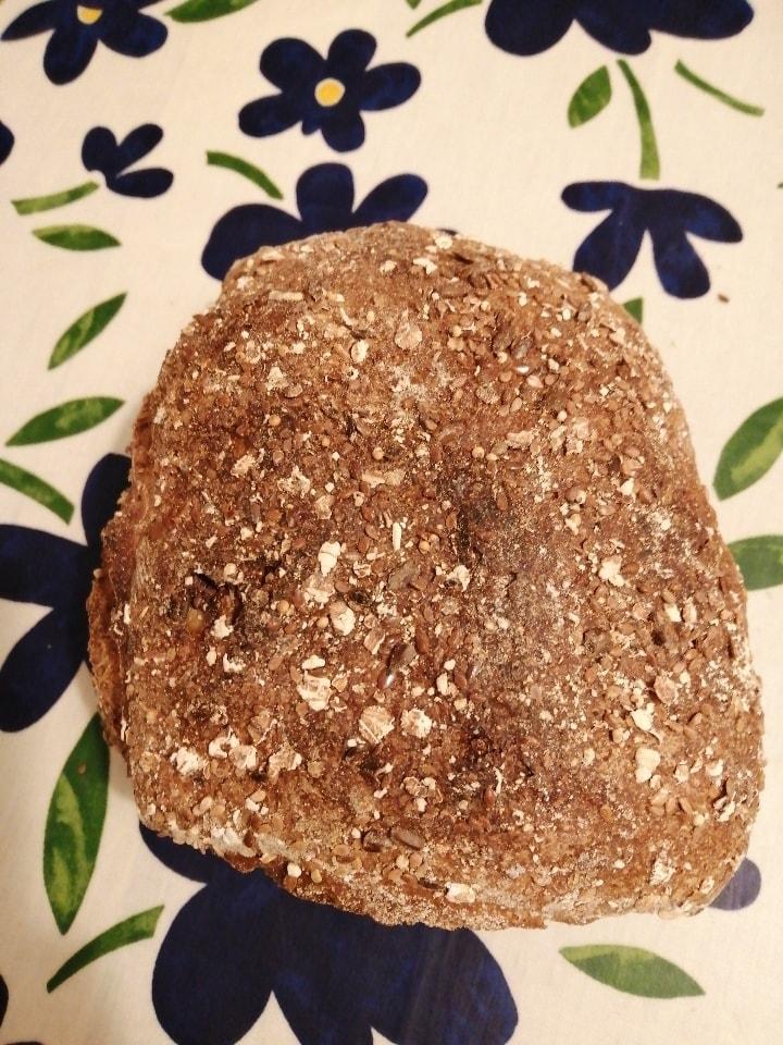 Flourpot bread loaves (vegan)