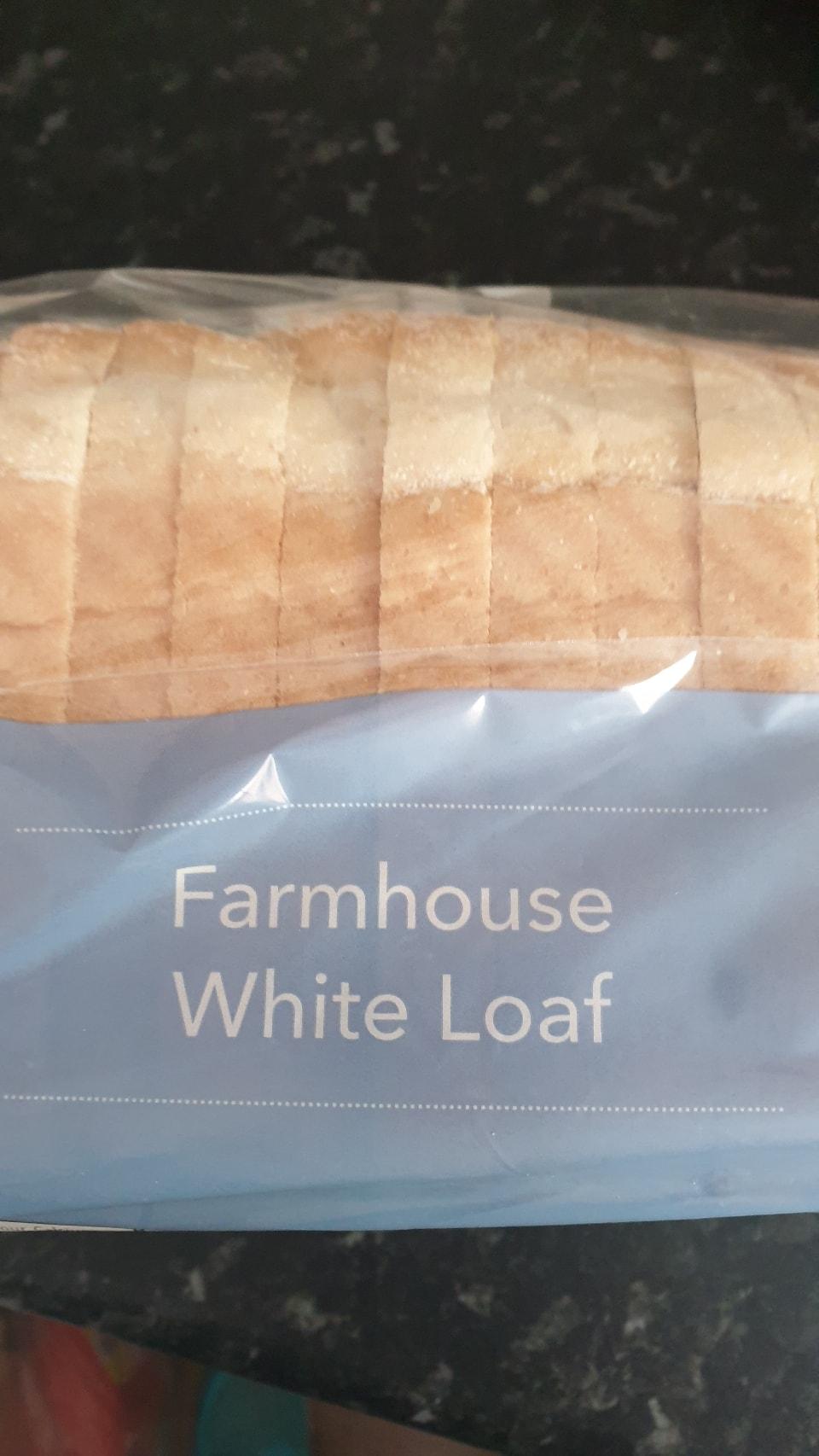 White Farmhause