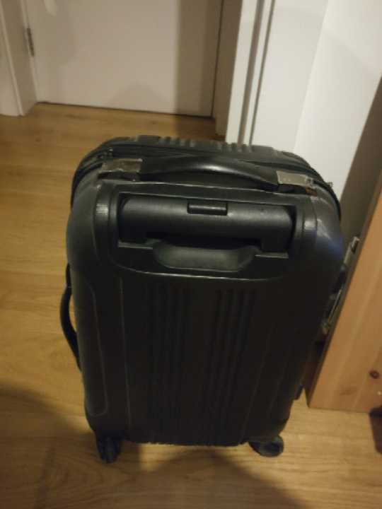 Small carry on suitcase