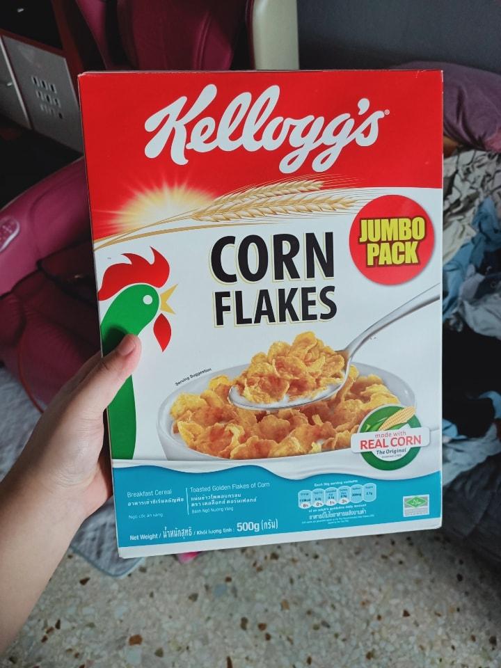 Cornflakes box box expired